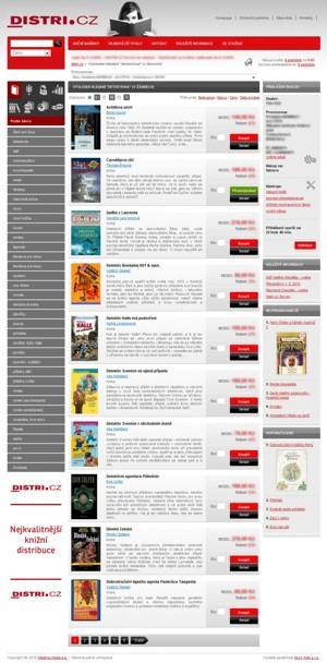E-shop - katalog