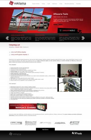 Informační stránka