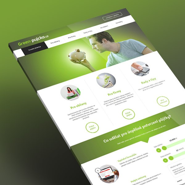 Green půjčka